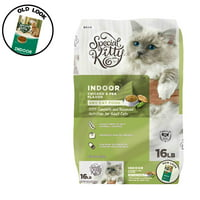 Special Kitty Indoor Formula Dry Cat Food, Chicken & Pea Flavor