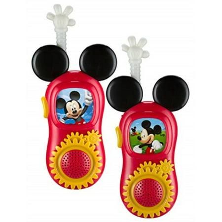 mickey mouse walkie talkies -