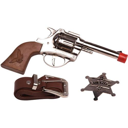 Single Cap Gun With Holster