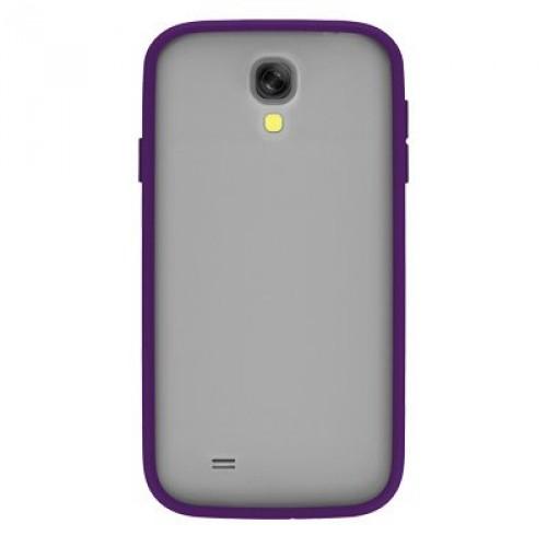 Body Glove MySuit Case for Samsung Galaxy S4 (Grape   Clear) by Body Glove