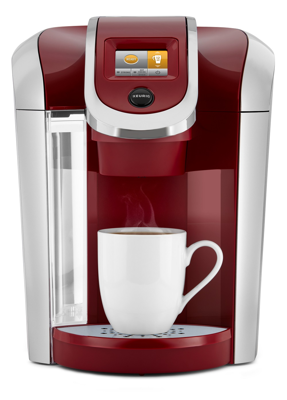 Keurig K425 Single Serve K-Cup Pod Vintage Red Coffee Maker