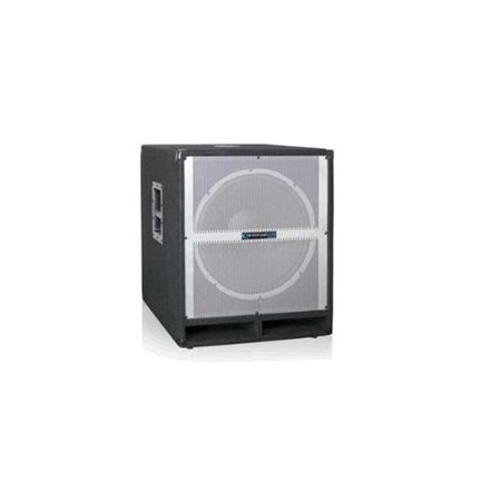 technical pro xtreme1501 carpeted 15 in powered subwoofer. Black Bedroom Furniture Sets. Home Design Ideas