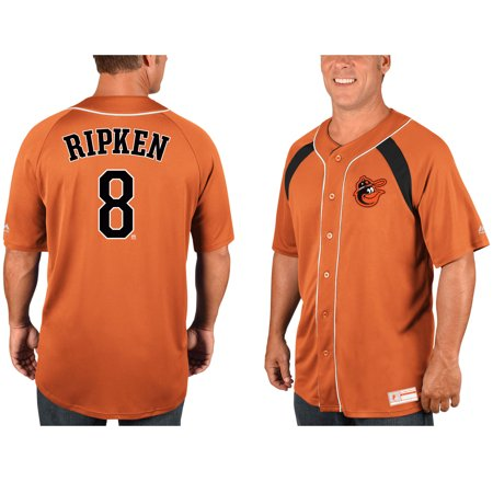 d015d08b1 Cal Ripken Jr. Baltimore Orioles Majestic Cooperstown Collection ...