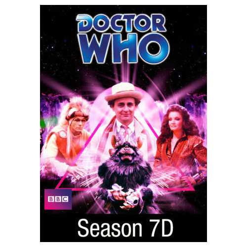 Classic Doctor Who Time and The Rani: Season 7D (1987)