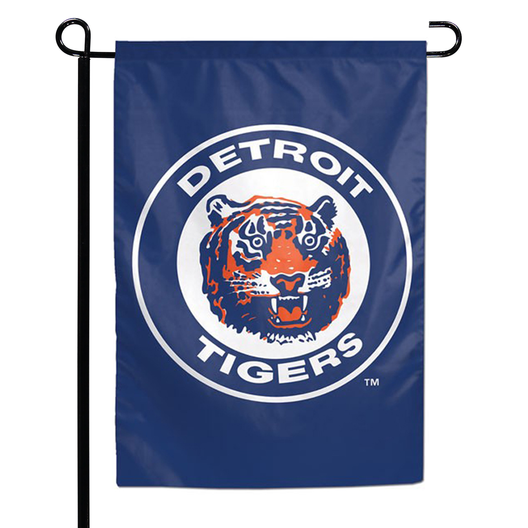"""Detroit Tigers WinCraft 12.5"""" x 18"""" Double-Sided Garden Flag - No Size"""