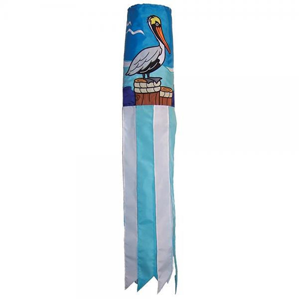 In the Breeze Pelican Funsock