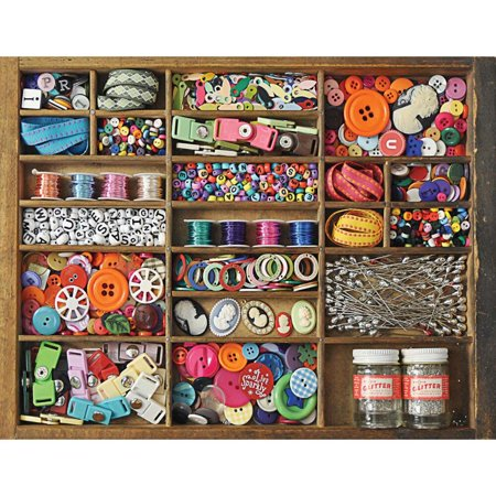 Springbok The Sewing Box 500-Piece Jigsaw Puzzle