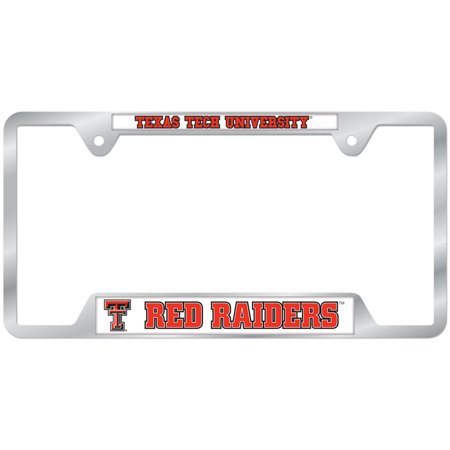 Texas Tech Red Raiders WinCraft License Plate Frame - No Size ()
