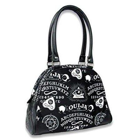 Liquorbrand Ouija Board Halloween Gothic Symbols Tattoo Vegan
