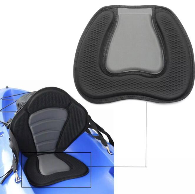 Soft Comfortable EVA Padded Seat Cushion for Outdoor Kayak Canoe Dinghy Boat