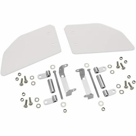 Show Chrome 41-177 Air Deflectors - Upper