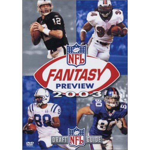 NFL Fantasy Preview 2003-2004