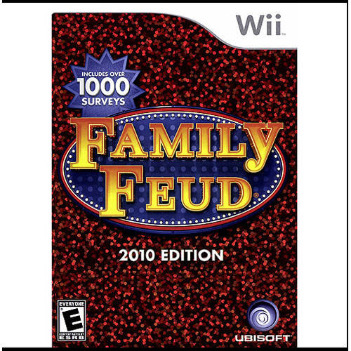 Family Feud 2010  (Wii) - Pre-Owned