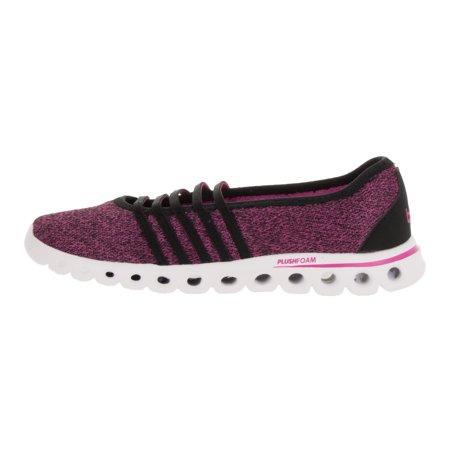 K-Swiss Women's X Lite Mj Cmf Black/Very Berry Ankle-High Fashion Sneaker -  9M - Walmart.com