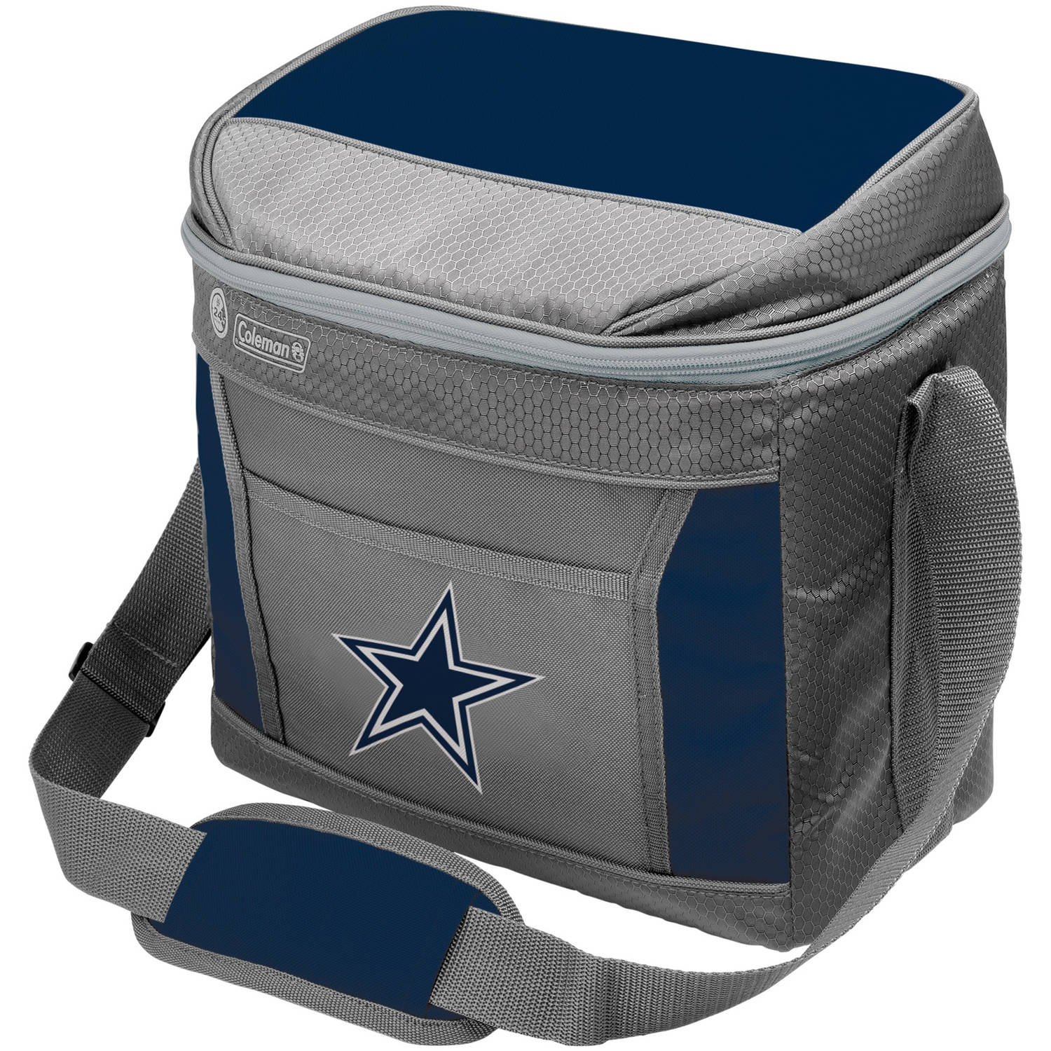 Coleman NFL 16-Can Soft-Sided Cooler, Dallas