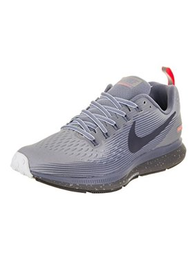huge discount 9b892 a9c55 Product Image NIKE Women s Air Zoom Pegasus 34 Running Shield Shoe Wolf  Grey Thunder Blue-Dark