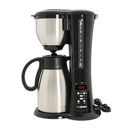 Zojirushi EC-BD15 Fresh Brew Stainless Steel 10-cup Thermal Carafe Coffee Maker