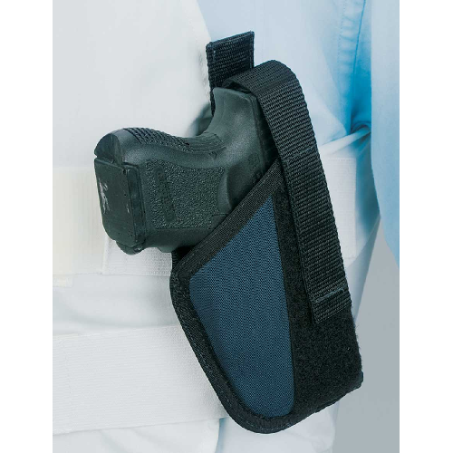 Desantis N82AJE1Z0 Navy Blue Nylon Ambi Vest Fits Glock 26 27 Gun Holster by Desantis