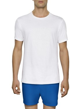 8f059e68cb Product Image Tall Men's Collection White Crews Extended Sizes up to 3XLT,  ...