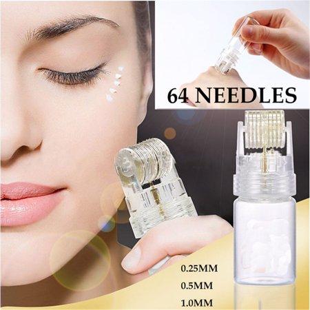 Hydra Roller Microneedle Derma Roller and Serum Applicator, Cosmetic Microneedling Tool,