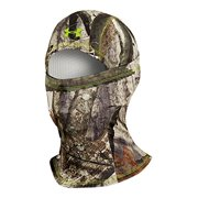 Under Armour UA Scent Control ColdGear Infrared Hood One Size Fits All Mossy Oak Treestand