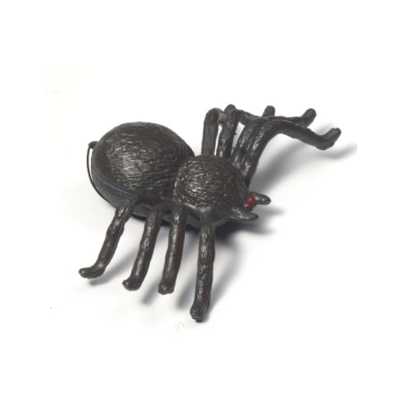 SPIDER-24 PC BLOW MOLDED 12 PACK - Halloween Blow Ups 2017