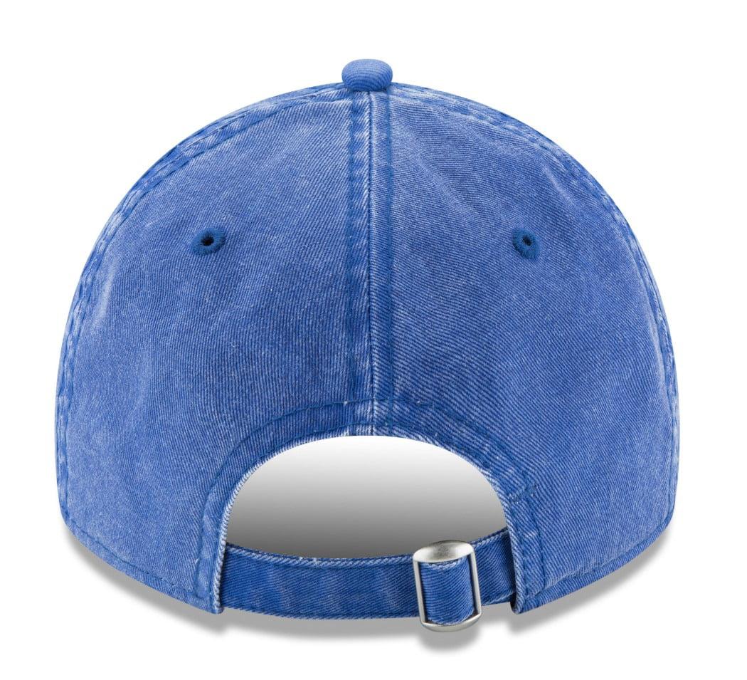 pretty nice 09bbd 3e57a ... authentic new york mets new era mlb 9twenty rugged wash adjustable hat  walmart 586e8 4e75d ...