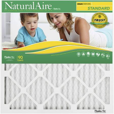 Naturalaire Standard Air Filter Merv 8 10 Quot X 10 Quot X 1 Quot 1