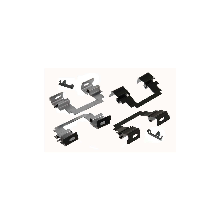 Carlson P1338 Disc Brake Pad Installation Kit