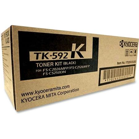 Kyocera TK-592K Original Toner Cartridge
