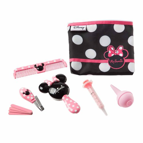 Disney Baby Minnie Mouse Health and Grooming Kit