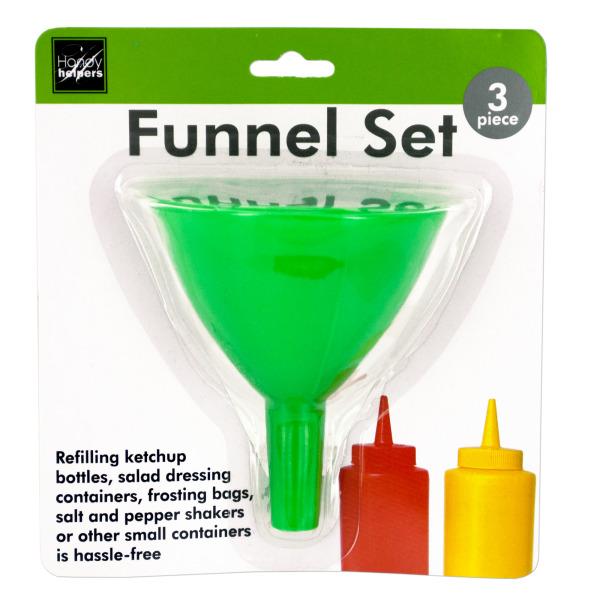 Handy Funnel Set (Pack Of 24)