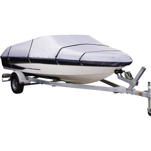 Classic Accessories Silver-Max Trailerable Boat Storage Cover