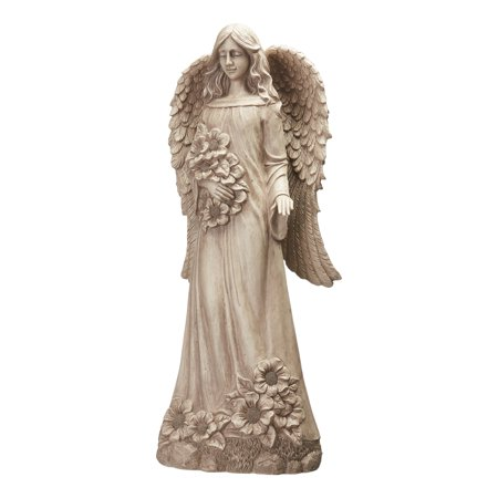 Better Homes & Gardens Outdoor Angel Garden Statue (Egyptian Stone Statues)