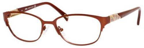 SAFILO EMOZIONI Eyeglasses 4363 0FV8 Brown 57MM