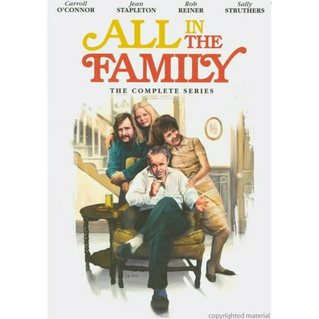 All in the Family: The Complete Series (DVD) (All Of Us Complete Series)