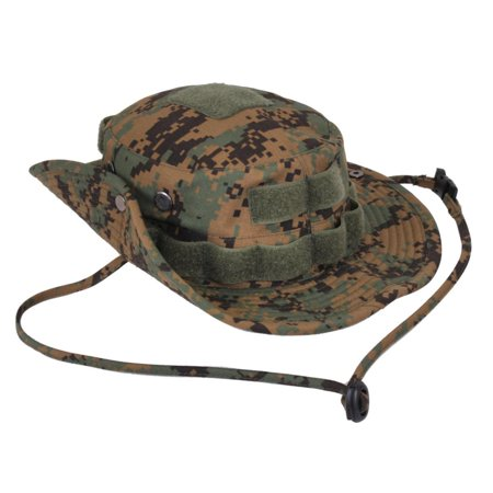 4c6430c5092 Rothco Cotton Rip-Stop Tactical Boonie Hat