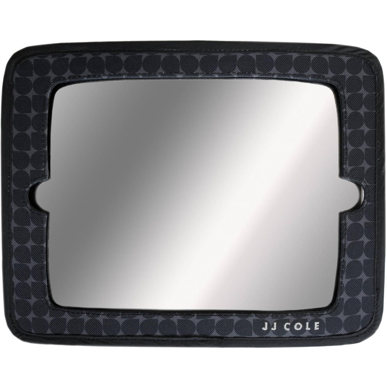 JJ Cole 2-in-1 Mirror, Silver Drop by JJ Cole
