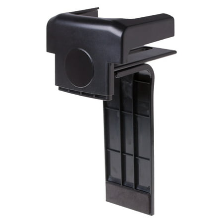 Xbox 360 Wall TV Screen Mount Clip Adjustable Mounting Stand Holder Dock  Bracket (Black) for Xbox 360 Kinect Sensor Camera and Sony Playstation 3  PS3
