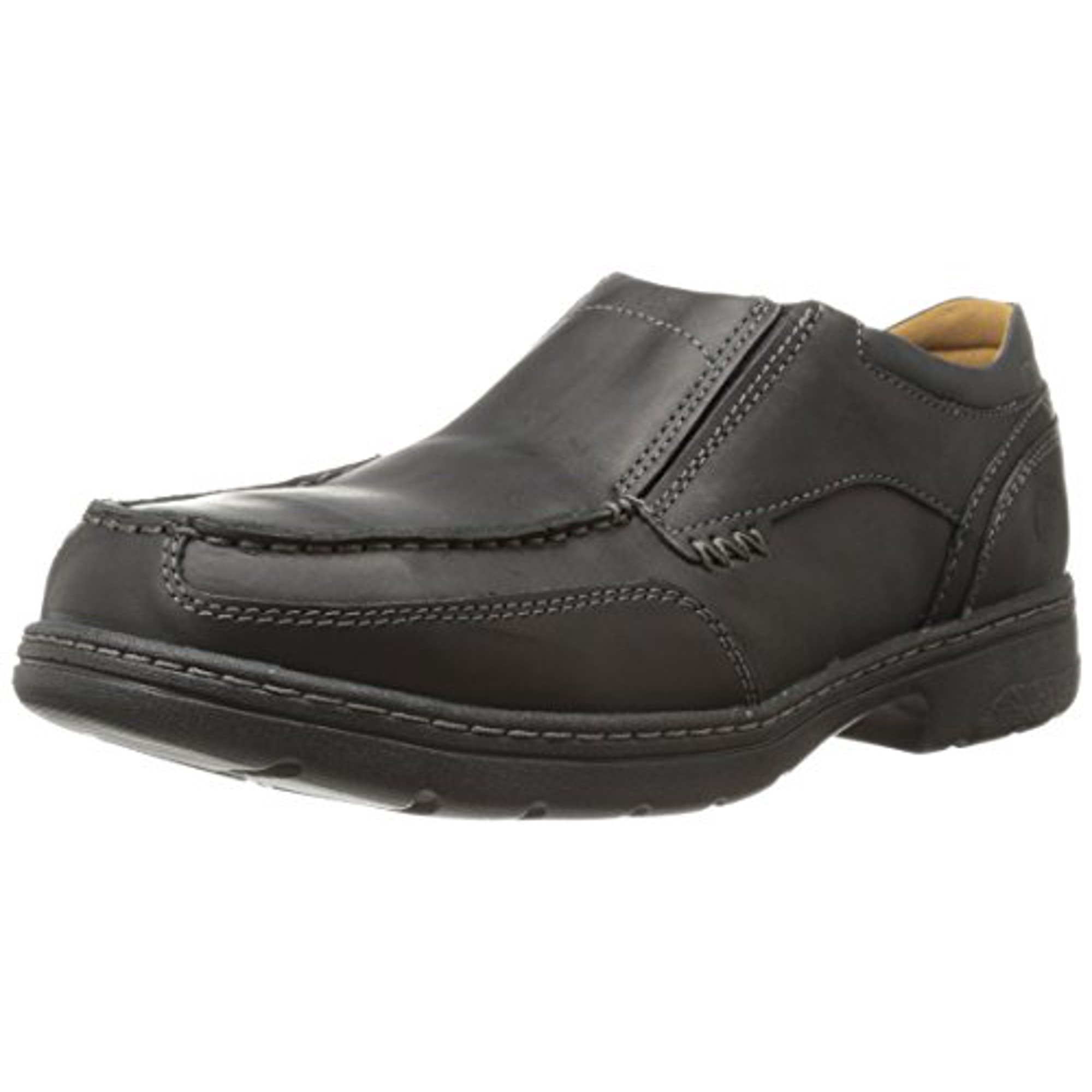 ab07692f7c36 Buy Men s Timberland PRO Branston Alloy Safety Toe Moc Toe Slip-On ...