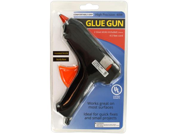 High Precision Glue Gun with Comfortable Grip by Bulk Buys