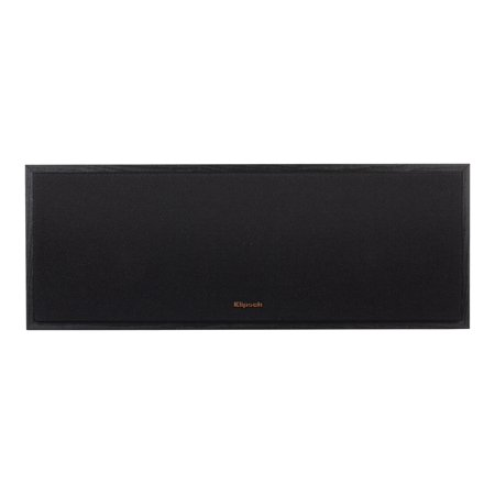 Klipsch Reference Series R-52C - Center channel speaker - for home theater - 100 Watt - 2-way - black