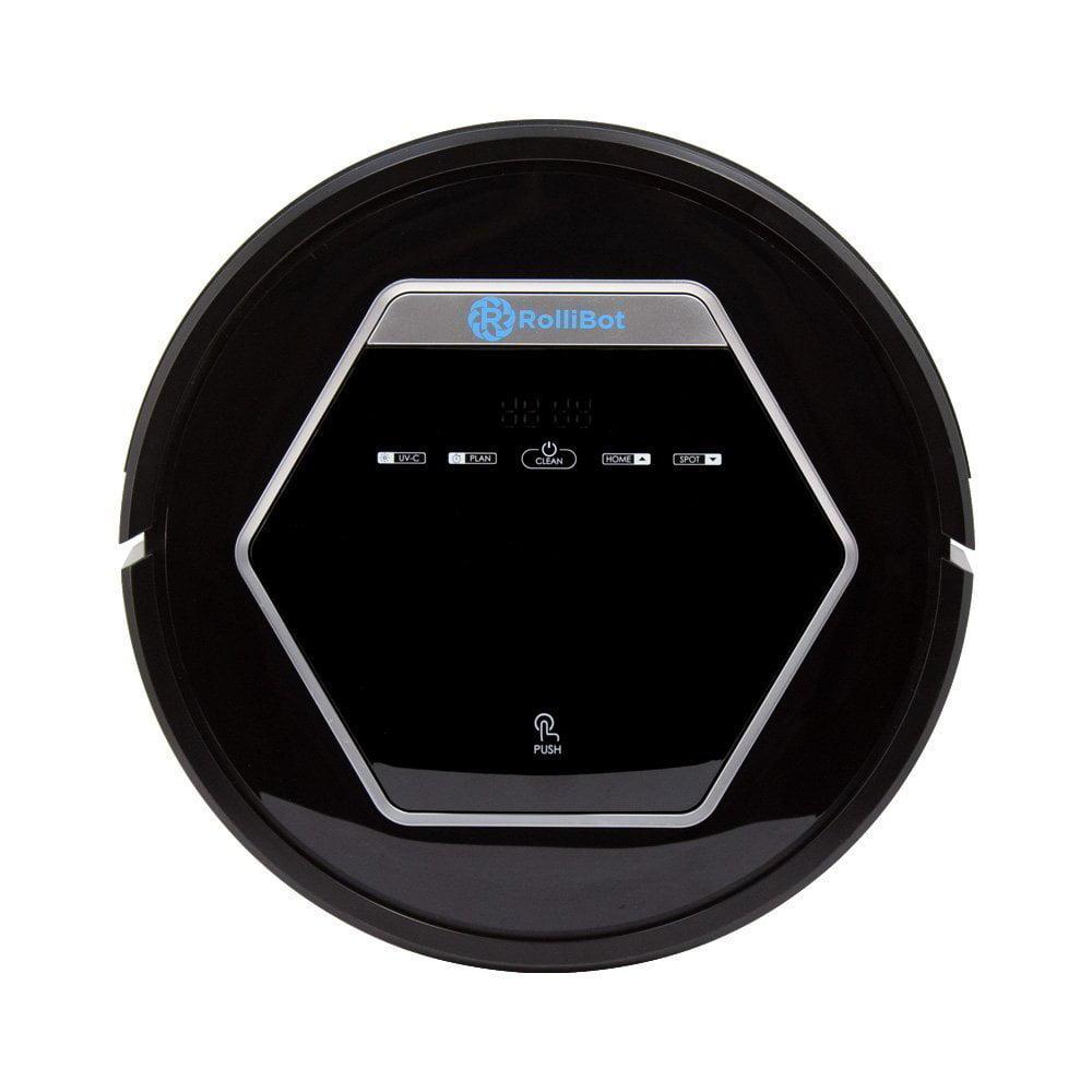 ROLLIBOT BL618– Quiet Robotic Vacuum Cleaner that Vacuums...