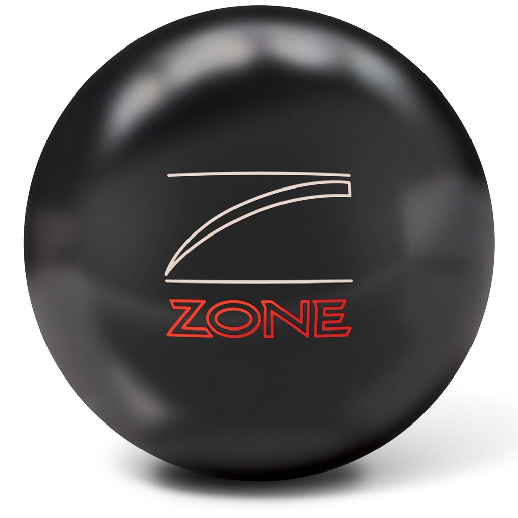Brunswick Vintage Danger Zone Bowling Ball (15lbs