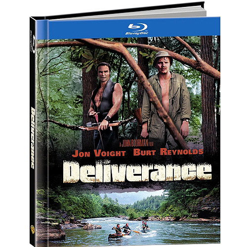 Deliverance (1972) (Blu-ray Book) (Widescreen)