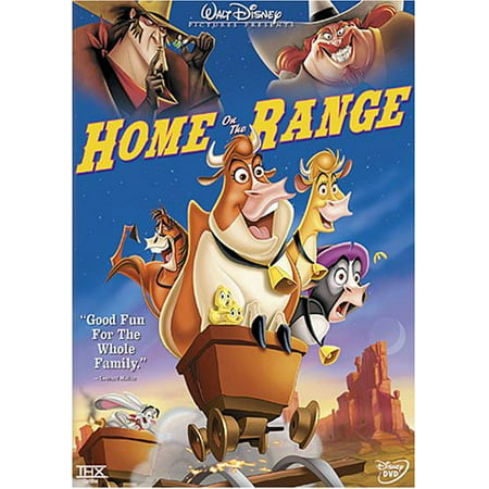 Home on the Range (DVD) - Halloweentown On Disney Channel