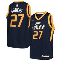 Rudy Gobert Utah Jazz Nike Youth Swingman Jersey - Navy - Icon Edition