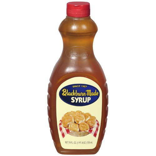CORN SYRUP, HIGH FRUCTOSE CORN SYRUP, CANE SYRUP, WATER, CARAMEL COLORING, SODIUM BENZOATE, AND SORBIC ACID (ADDED AS A PRESERVATIVE ONLY)