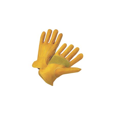 West Chester Protective Gear Sml Grain Leather Glove
