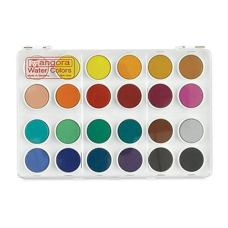 Angora Round Pan Set, 24-Color - Angora Lambswool